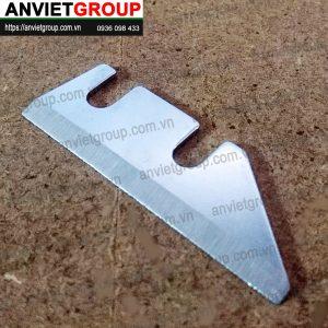 Lưỡi dao thay thế máy xay bào đá tuyết 2 lưỡi