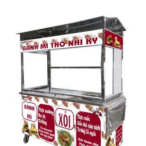 Xe bán xôi bánh mì Doner Kebab Thổ Nhĩ Kỳ An Việt